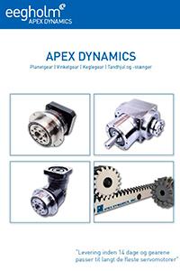 Oversigtskatalog - APEX Dynamics